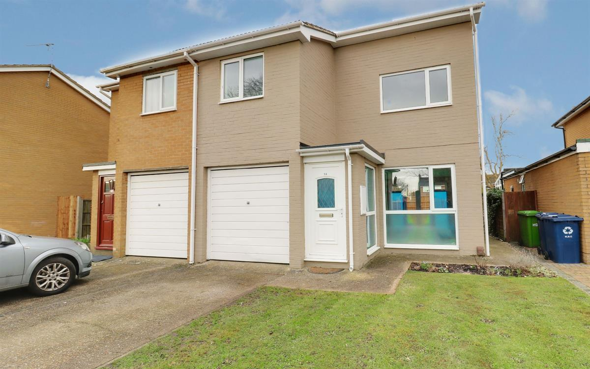 Wordsworth Avenue, Eaton Ford, St. Neots