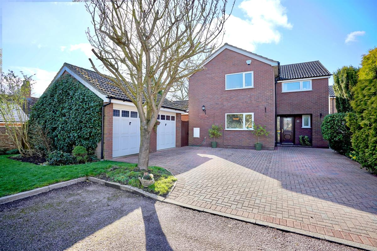 Ford Close, Eaton Ford, St. Neots
